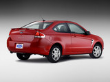 Photos of Ford Focus Coupe 2007–10