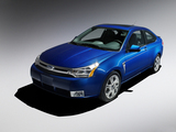 Ford Focus Coupe 2007–10 wallpapers