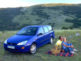 Ford Focus Turnier 1998–2001 photos