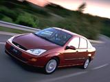 Ford Focus Sedan 1998–2001 pictures