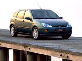 Ford Focus Ghia 5-door 1998–2001 pictures