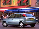 Ford Focus 5-door 1998–2001 wallpapers