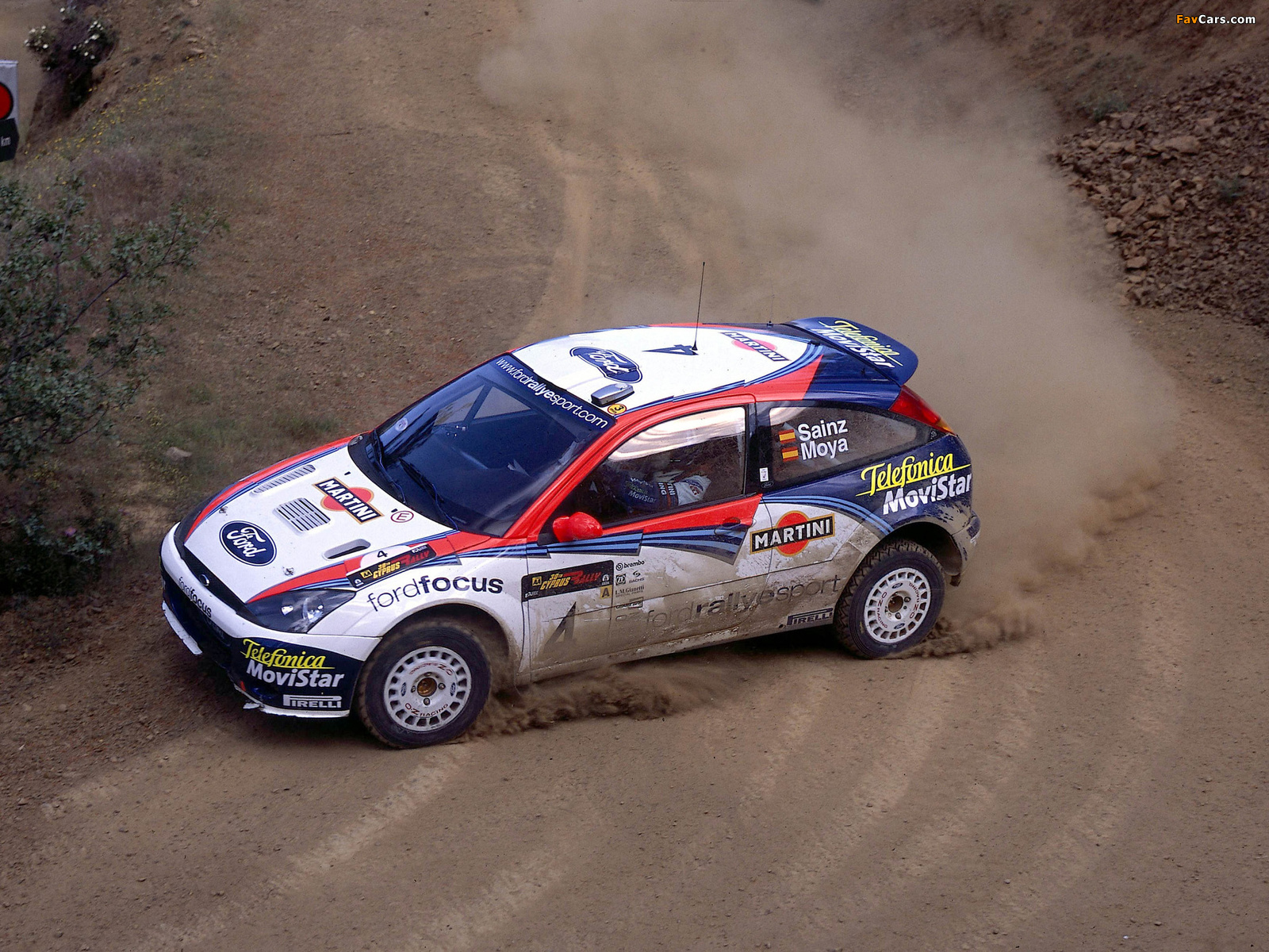 Ford Focus Rs Ford Focus WRC 1999–2000 pictures (1600x1200)