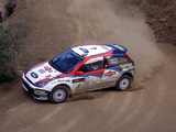 Ford Focus WRC 1999–2000 pictures