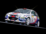 Ford Focus WRC 1999–2000 wallpapers