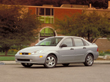 Ford Focus ZTS 1999–2004 wallpapers