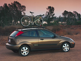 Ford Focus ZX3 Kona 2000 pictures