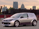 Ford Focus Made In Detroit Concept 2000 wallpapers