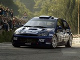 Ford Focus RS WRC 2001–02 photos