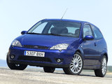 Ford Focus ST170 2002–04 images