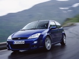 Ford Focus RS 2002–03 photos