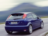 Ford Focus RS 2002–03 photos