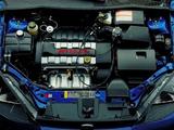 Ford Focus SVT 3-door US-spec 2002–04 wallpapers
