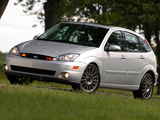 Ford Focus ZX5 SVT 2003–04 wallpapers