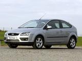 Ford Focus Sportvan 2004–08 photos