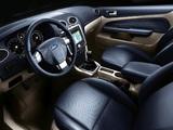 Ford Focus 3-door 2004–08 wallpapers