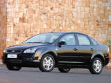 Ford Focus Sedan ZA-spec 2005–06 images