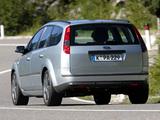 Ford Focus Turnier 2005–07 images