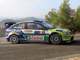 Ford Focus RS WRC 2005–07 photos