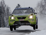Ford Focus RS WRC 2005–07 pictures