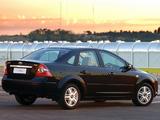 Ford Focus Sedan ZA-spec 2005–06 pictures
