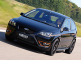 Ford Focus ST 3-door Black Edition 2007 images