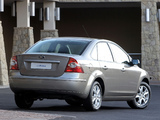 Ford Focus Sedan ZA-spec 2007–08 photos