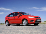 Ford Focus ECOnetic 2008–11 images
