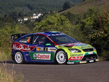 Ford Focus RS WRC 2008–10 images
