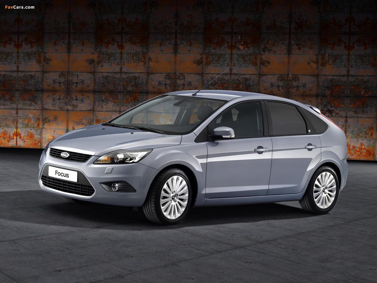 Купить Ford Focus (Форд Фокус 3), цены и комплектации 2017 ...