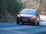 Ford Focus Turnier 2008–11 photos