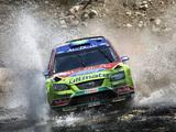 Ford Focus RS WRC 2008–10 photos