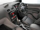 Ford Focus ST 5-door ZA-spec 2008–10 pictures