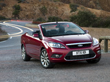 Ford Focus  2008–10 wallpapers