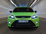 Ford Focus RS 2009–10 images