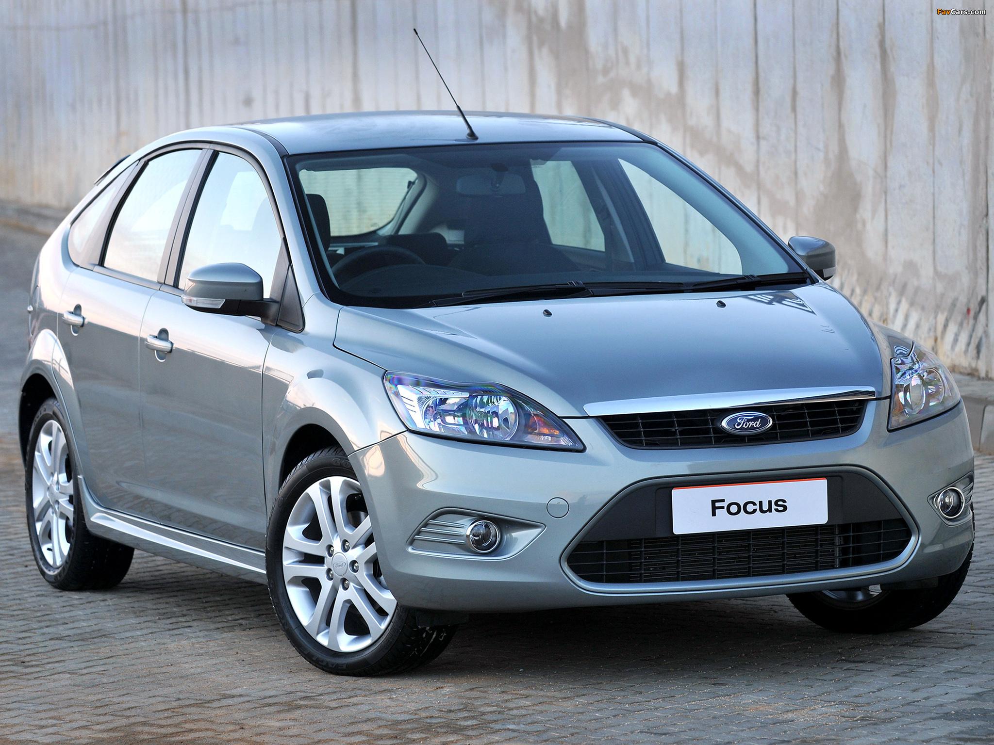 Форд фокус модели по годам фото