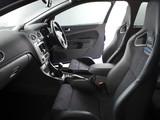 Ford Focus RS UK-spec 2009–10 photos