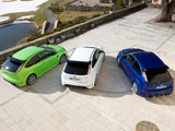 Ford Focus RS 2009–10 photos