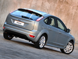 Ford Focus 5-door ZA-spec 2009–10 pictures