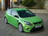 Ford Focus RS 2009–10 pictures