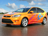 Ford Focus ST BEV Concept 2009 pictures
