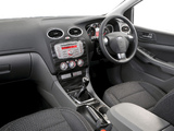 Ford Focus 5-door ZA-spec 2009–10 wallpapers