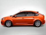 Ford Focus 5-door CN-spec 2009–11 wallpapers