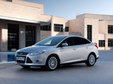 Ford Focus Sedan 2010 images