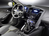Ford Focus 5-door 2010 images
