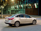 Ford Focus Sedan 2010 photos