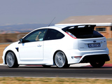 Ford Focus RS ZA-spec 2010 pictures