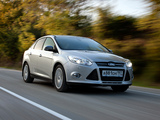 Ford Focus Sedan 2010 pictures