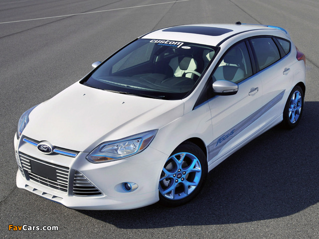 Ford Focus Vehicle Personalization Concept 2010 pictures (640 x 480)