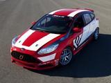 Ford Focus Race Car Concept 2010 pictures
